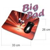 Mouse pad sublimatico Residencial Anicuns
